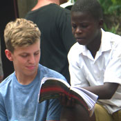 Guide Volunteer in Ghana