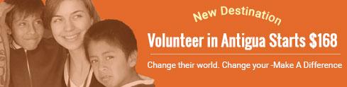volunteer in antigua