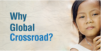 why volunteer with global crossroad