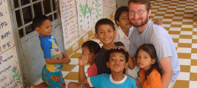 Teaching Internship in Cambodia