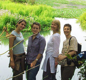 Volunteer in a Nature Conservation Project