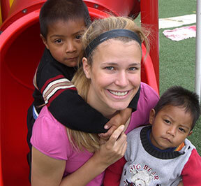 Latin America orphanage volunteering