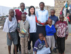 global crossroad volunteer kenya reviews- Irene Tse & Wayne Hu