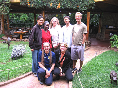 Volunteer in Kenya Reviews- Karin Kelly