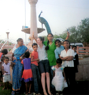 India Volunteer Program: Accommodations/Meals/Field Support