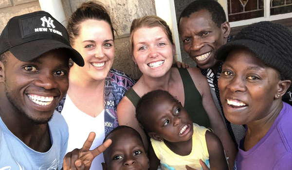 Volunteering in Kenya 2020 [Make a Difference]