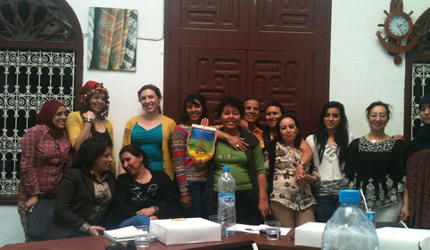 ngo support and human rights internship in morocco
