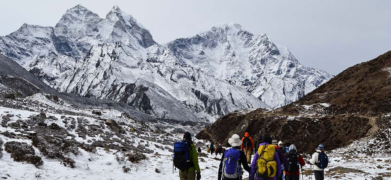 best Everest Base Camp Trek February nepal