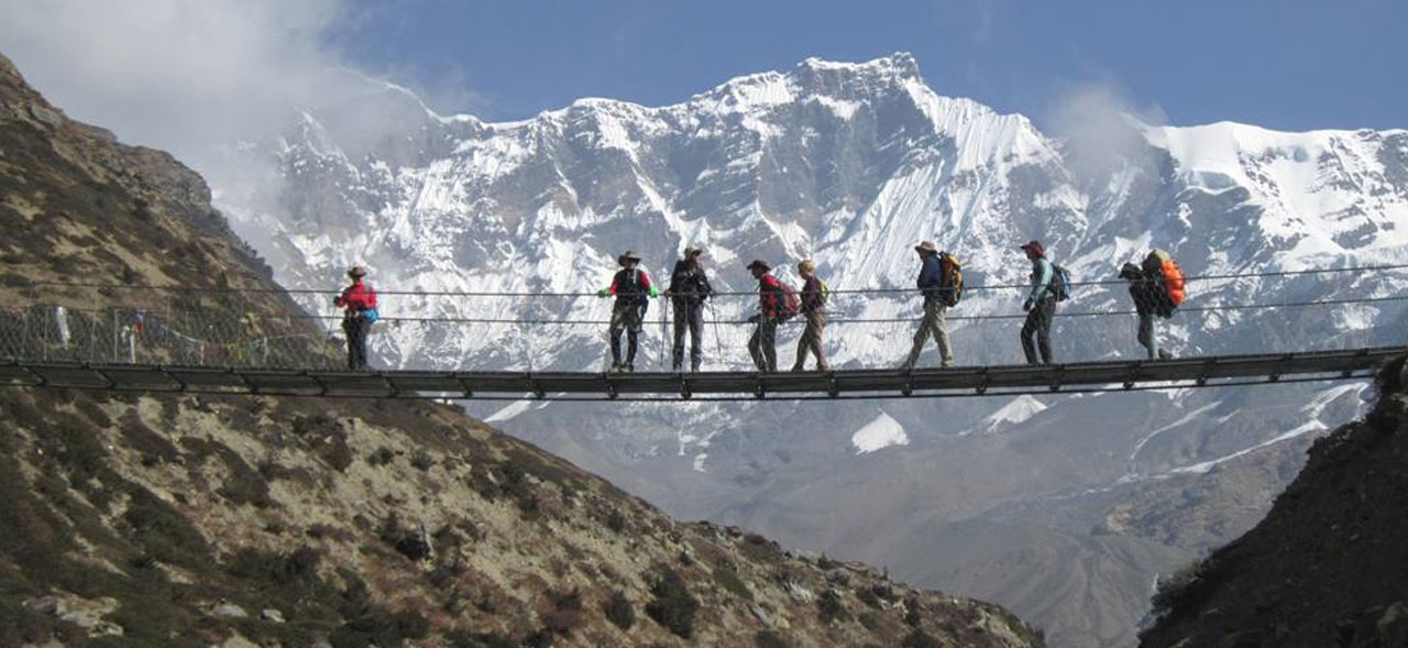 best trekking destination annapurna/trekking annapurna circuit in july